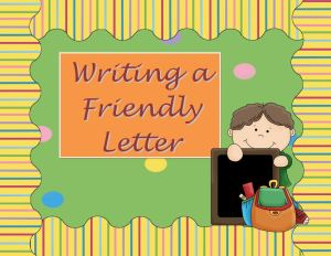 Writing a Friendly Letter: Practice and Assessment ~ Fun, easy, and ready-to-use activities! Print and go! Students will easily follow the step-by-step introduction and review of the parts of a friendly letter. The last handout assesses students' ability to write their own correctly-formatted letter.